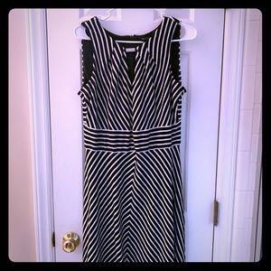 Black and White Dress 12
